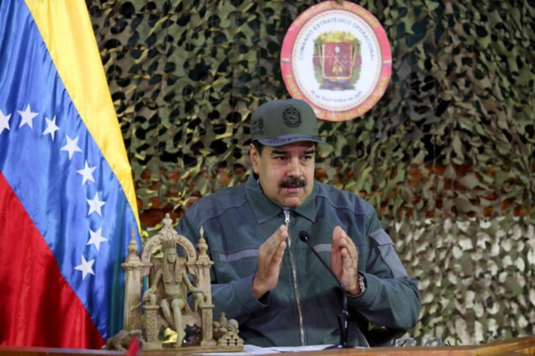 Maduro asegura que viajó al futuro y regresó