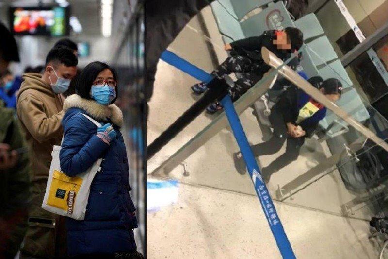 Padres abandonan a niños en aeropuerto porque tenían síntomas del coronavirus
