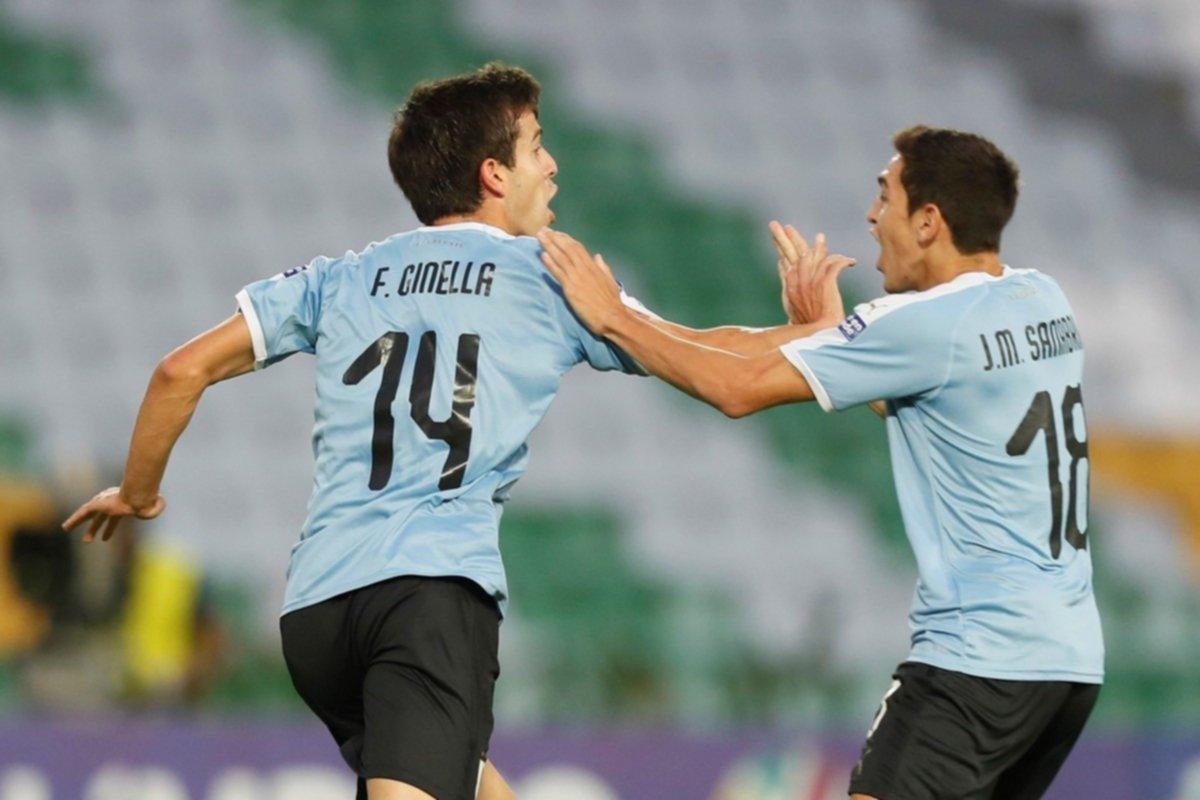 ▷ Sub 23: Uruguay ganó y espera