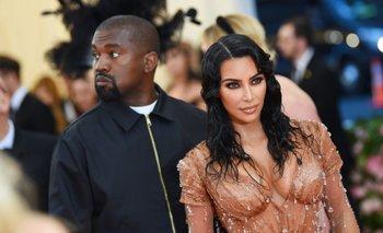 """Kim Kardashian y Kanye West dan fin a su matrimonio: """"Ella terminó"""""""