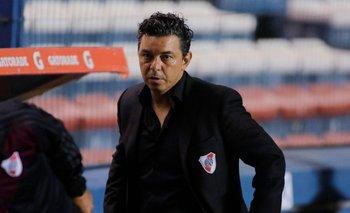DT Gallardo pone en duda continuidad en River Plate tras la Libertadores