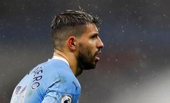 Agüero estará fuera de acción en el Manchester City por hasta 10 días por cuarentena, dice Guardiola