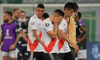 Palmeiras elimina a River Plate y va a final de la Libertadores