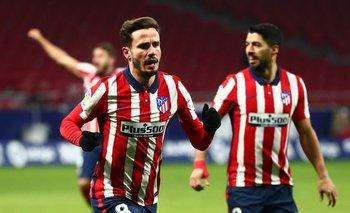 Saúl, del Atlético Madrid, se confiesa sobre su crisis de confianza tras un bajón de forma