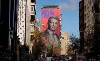 El Barça abordará su plan electoral con la Generalitat por restricciones COVID