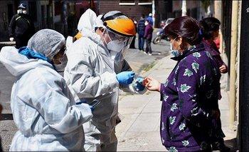 39 municipios de Bolivia registran un alto riesgo por el Covid-19