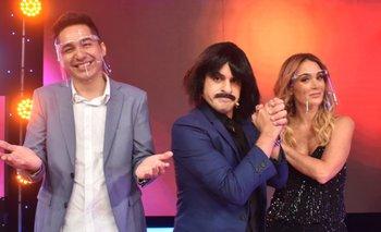 Los bigotones en The Narigón Show