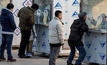 China comienza pruebas anales para detectar Covid-19