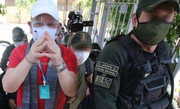 Gonzalo Medina ex director de la FELCC podrá defenderse en libertad