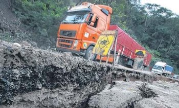 Lluvias en Santa Cruz afectan tres tramos viales principales