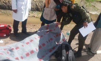 Un muerto y 10 heridos en accidente de tránsito en Potosí