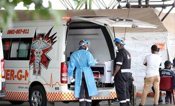 Nuevos datos muestran que la nueva variante sudafricana del virus reduce la eficacia de las vacunas