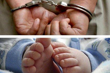 Fingió el secuestro de su hijo para ocultar que lo asesinó