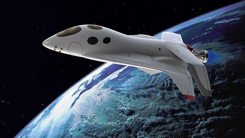 Rusia desarrolla yate espacial para viajes turísticos