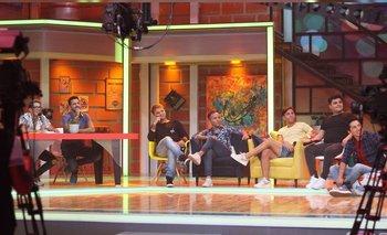 Bigote el Show desbordó de alegría con la visita de Los Totora