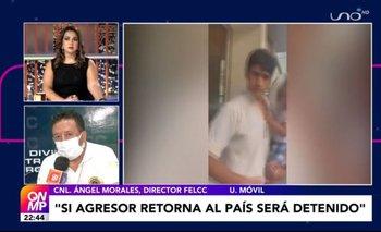 Felcc confirma que agresor de activista abandonó el país en un vuelo hacia Argentina