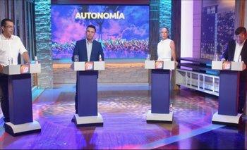 ¿Cuáles son los planes de los candidatos a vicegobernador para profundizar las autonomías?