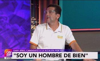 Gary Áñez anuncia que presentará una demanda penal contra Jhonny Fernández