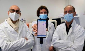 Investigadores franceses prueban test de COVID más rápidos y precisos