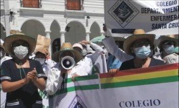 Bancada del MAS en Cochabamba presenta Acción Popular contra el paro médico