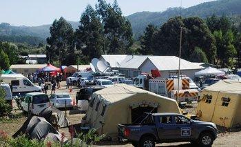 Policía chilena encuentra cuerpo de niño que desapareció hace nueve días en sur del país