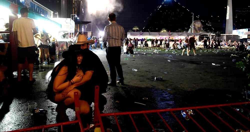 (VIDEO) Mujer baleada