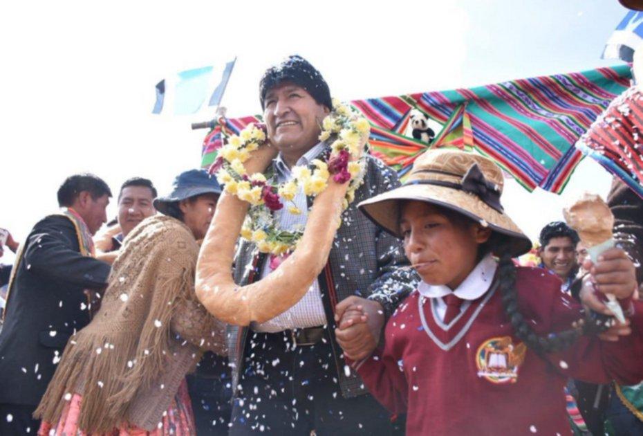 Bolivia y la India sellan alianza para cooperación y desarrollo