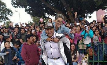 El Alto tuvo este viernes 6 de marzo su festejo bigotón