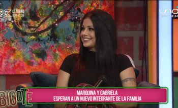 Emocionada: Gabriela Zegarra mamá por tercera vez