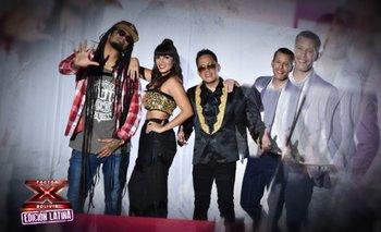 Estreno: Factor X Edición Latina a tan sólo unos minutos