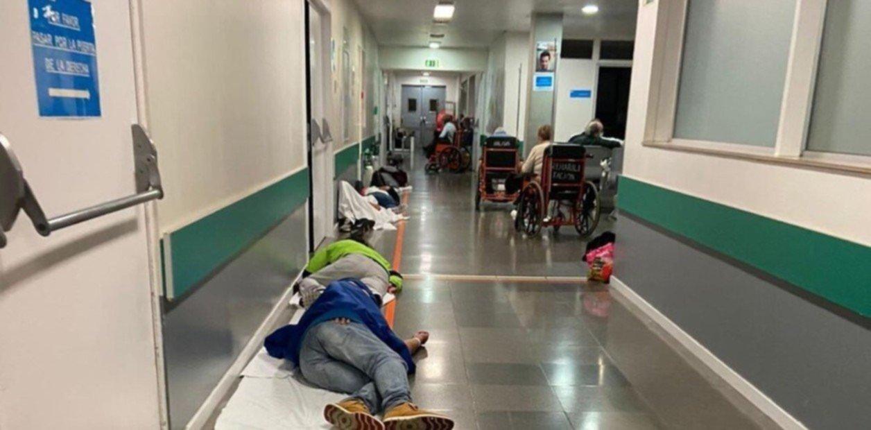 """Résultat de recherche d'images pour """"hospital infanta leonor covid 19"""""""