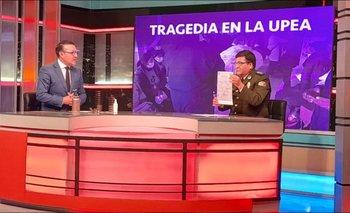 En vivo: Policía inicia investigación tras tragedia en la UPEA