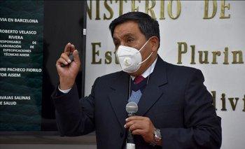 Policía dispone la baja definitiva del exjefe nacional de la Felcc, Iván Rojas