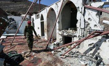 Yemen: registran al menos 90 muertos en últimos combates