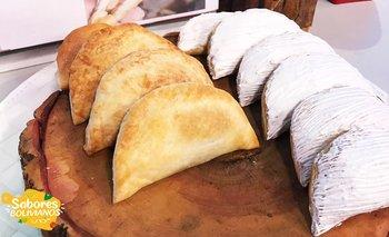 Empanada de Lacayote