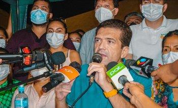 Gary Áñez asegura que ganó la elección y denuncia falta de transparencia en el TED