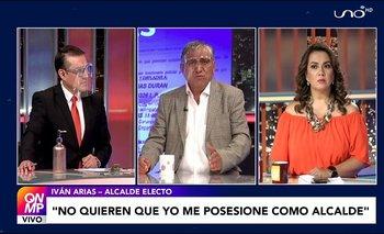 Iván Arias: