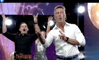 ¿The Narigón Show fue presentado por Sebastián Putz?