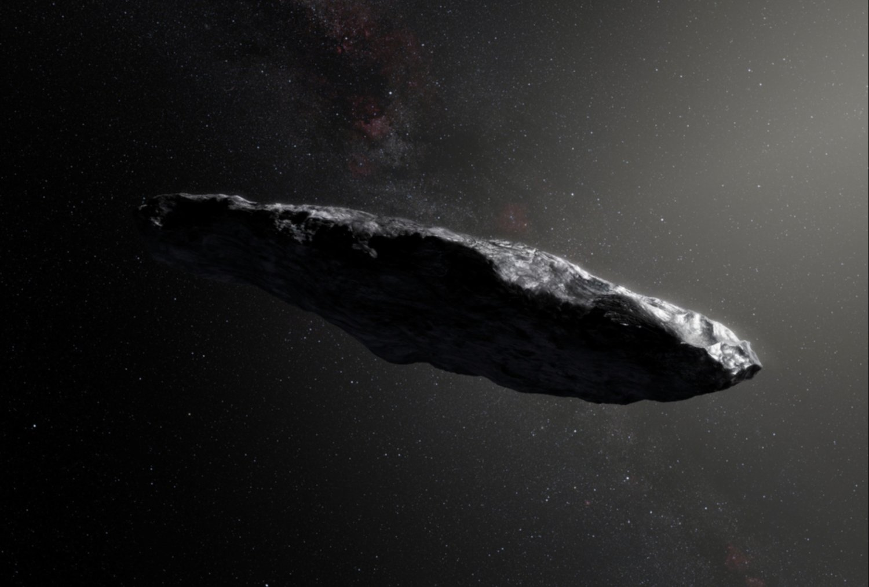 Descubren el primer impacto de un objeto interestelar contra la Tierra