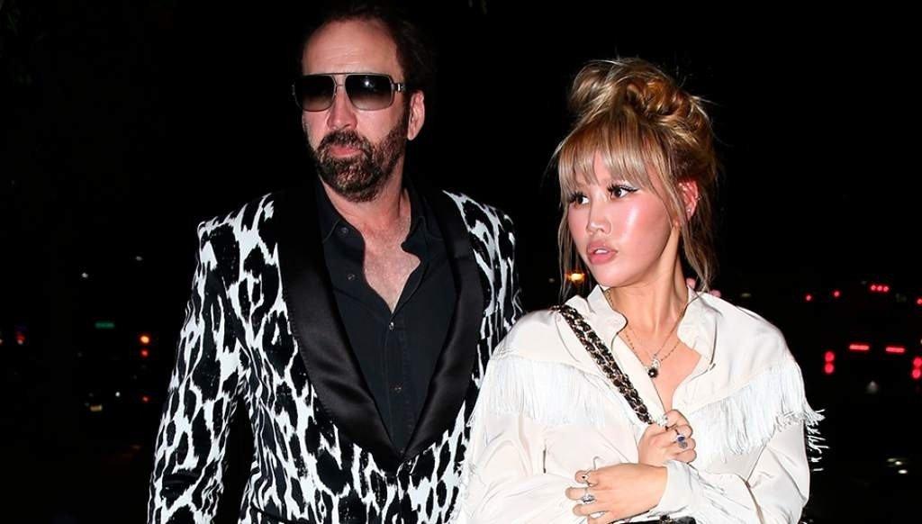 Nicolas Cage estuvo casado cuatro días ahora la 'ex' pide pensión