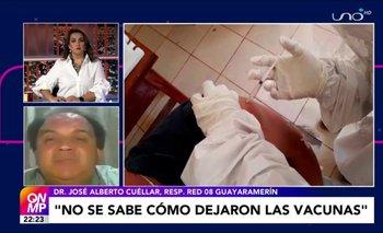 Hallan las vacunas contra el Covid-19 que desaparecieron en Guayaramerín