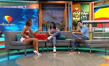 Gabriela Zegarra le cumple el sueño a una de sus fans