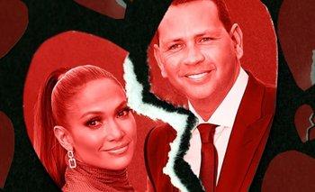 Jennifer López y Alex Rodríguez rompieron su romance