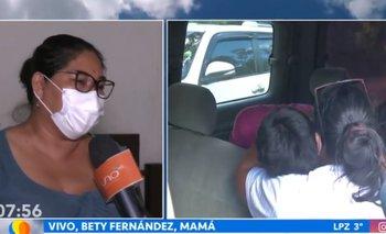 """Mototaxista que apareció en una """"favela"""" ingresará a un centro de rehabilitación"""