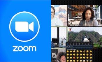 Zoom se actualiza y viene cargado de más emojis y anotaciones de pantalla
