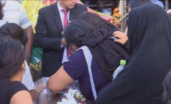 Familiares y vecinos dieron último adiós a Fabiola Mamani, víctima de feminicidio