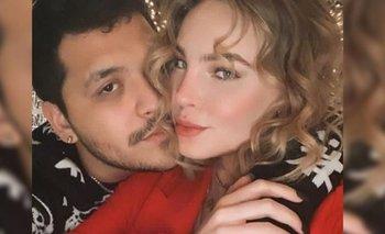 Belinda y Christian Nodal hicieron un dueto y lo compartieron en redes