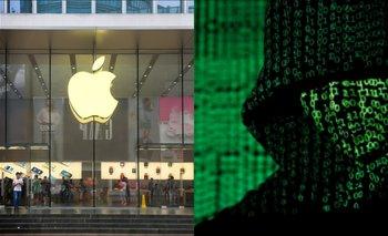 Hackers rusos roban diseños de Apple y exigen millonario rescate