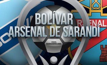 Bolivar VS Arsenal