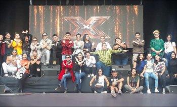 """Las voces únicas de """"Factor X"""" hicieron vibrar a los cochabambinos"""
